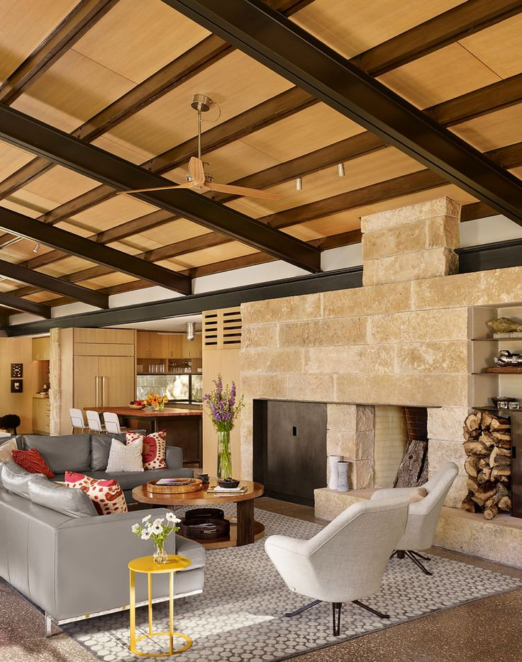 Modern ranch by poet interiors homeadore