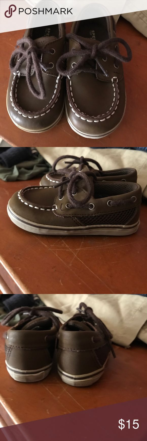 Baby sperry top siders Excellent condition size 4M sperrys. Sperry Top-Sider Shoes