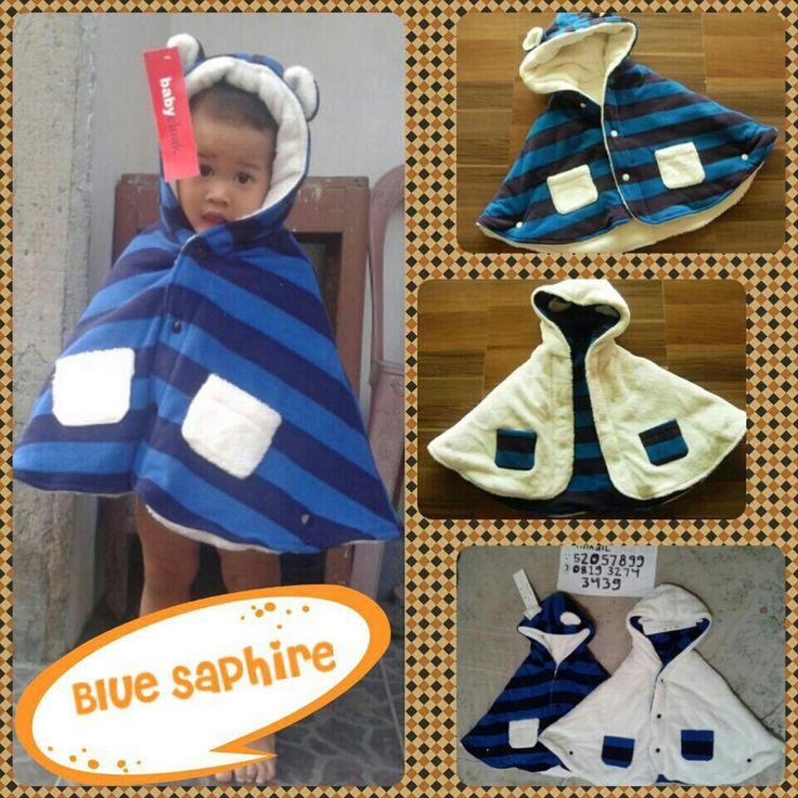#BabyCape #JaketSelimut #BlueSaphire BBM:52057899