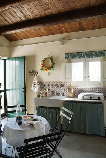French Country Look Interior Decorating