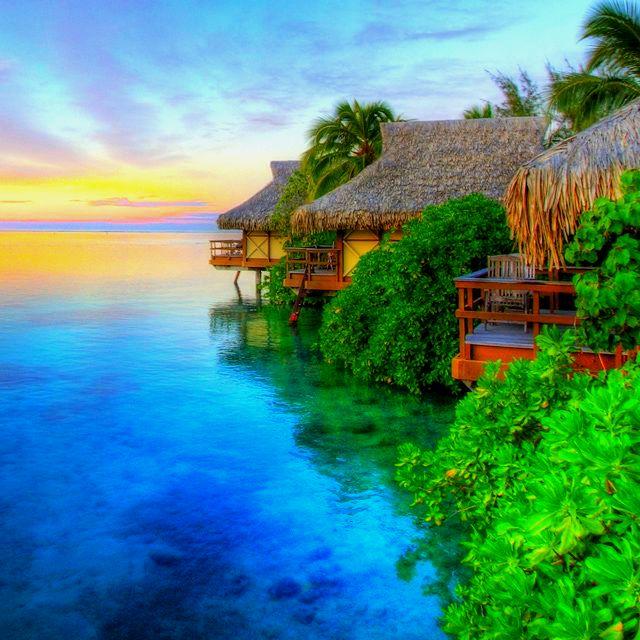 Dream Vacation Location