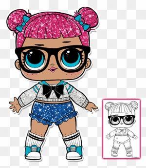 Color Your Favorite Lol Surprise Doll - Lol Surprise ...