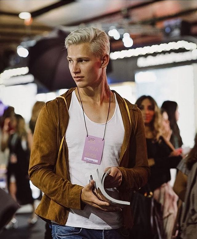 Daniel Tracz from Poland's Next Top Model cycle 6