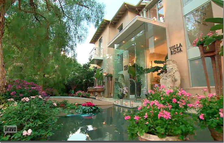 Villa Rosa, Lisa Vanderpump's home