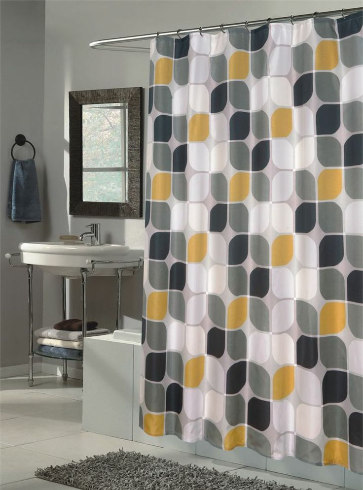 197 best Gray & yellow bathroom ideas! images on Pinterest ...