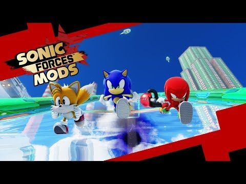 Grand Metropolis - Sonic Forces Mods - YouTube | Sonic's