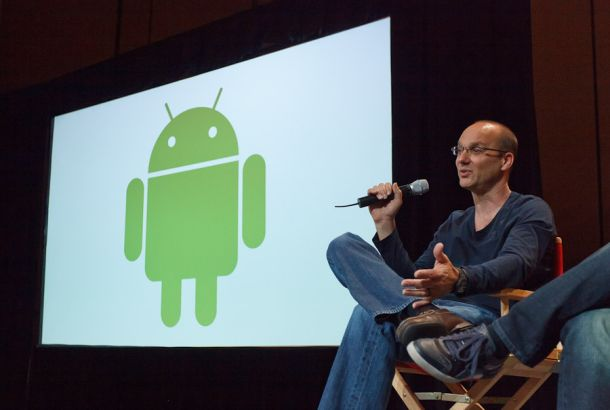Andy Rubin is an entrepreneur at heart, ready to begin new chapter with Google