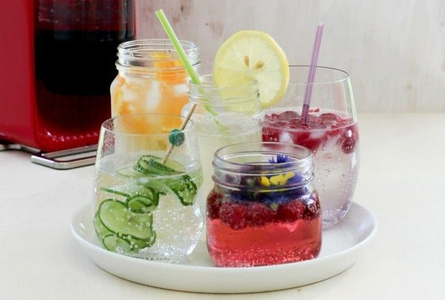 Sugar-Free Lemonade for those with young ones who sometimes want more than just water - I Quit Sugar