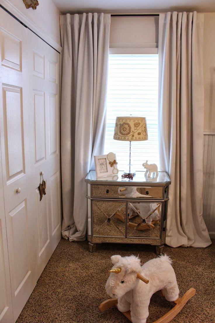 Pottery Barn Mirrored Furniture 54 Best Girls Room Images On Pinterest Girl Rooms Big Girl