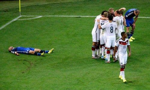 決勝で敗れ試合後、涙を見せたマスチェラーノ「つらい結果」 – サッカーキング