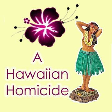 A Hawaiian Homicide Murder Mystery Party Game!