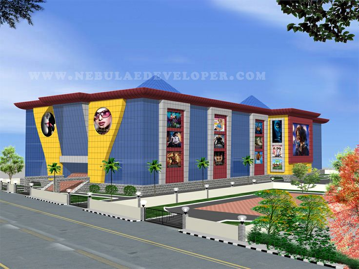 nebulae developer providing best  contemporary design in mall & multiplex theater complex contact: www.nebulaedeveloper.com