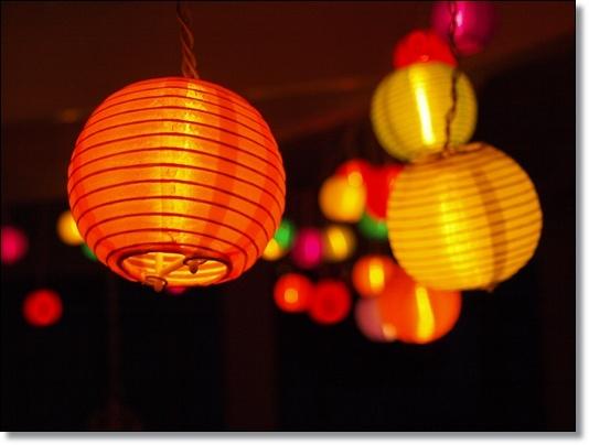 Lys upp kräftskivan / Light up the crayfish party