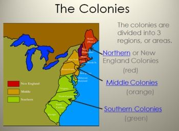 the difference between the thirteen american colonies Tea, taxes, and the revolution how does the level and modes of taxation in modern america compare with the taxation of the british colonies british citizens in great britain were paying on a per capita basis 10 times as much in taxes as the average american in the 13 colonies, though.