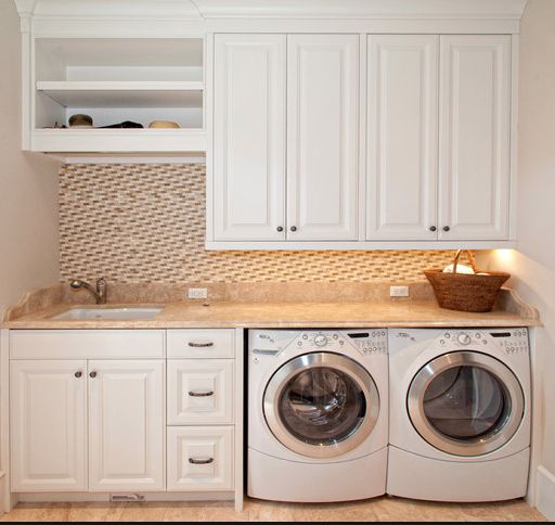 European laundry ideas laundry pinterest window for Laundry room layouts that work