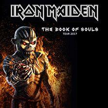 Iron Maiden: Book Of Souls Tour 2017 // 24.04.2017 - 02.05.2017  // 24.04.2017 19:30 OBERHAUSEN/König-Pilsener-ARENA // 25.04.2017 19:30 OBERHAUSEN/König-Pilsener-ARENA // 28.04.2017 19:30 FRANKFURT/Festhalle Frankfurt // 29.04.2017 19:30 FRANKFURT/Festhalle Frankfurt // 02.05.2017 19:30 HAMBURG/Barclaycard Arena