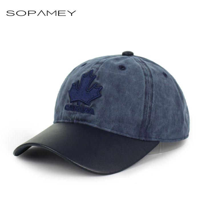 Women Men Baseball Cap canada Embroidery Letter bone snapback Hip hop Hat for men Caps casquette gorras touca 2017 New Style