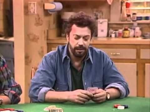 Tim Curry in Roseanne