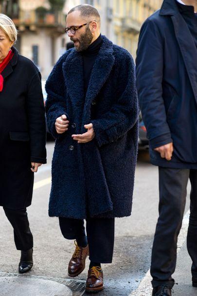 The best men's street style from Milan Fashion Week Women's AW17