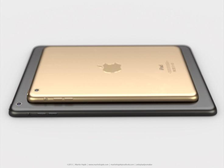 iPad mini 2 & iPad 5 in Gold mit Touch ID? - http://apfeleimer.de/2013/09/ipad-mini-2-ipad-5-in-gold-mit-touch-id - Ab dem 20. September wird Apple erstmalig ein iPhone 5s in Gold und mit dem Fingerabdrucksensor Touch ID verkaufen. Doch wie schaut's aus bei den kommenden Apple iPads? Sehen wir ein iPad 5 oder iPad mini 2 in GOLD? Verbaut Apple den Fingerabdruckscanner Touch ID im neuen iPad? Diese...
