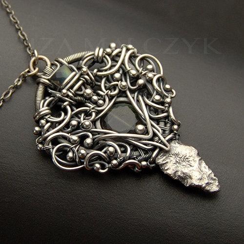 The Pilininge Necklace by Iza Malczyk