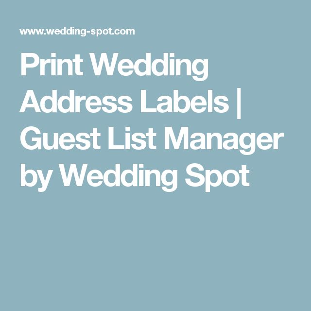 Best Way To Collect Addresses For Wedding Invitations with great invitation sample