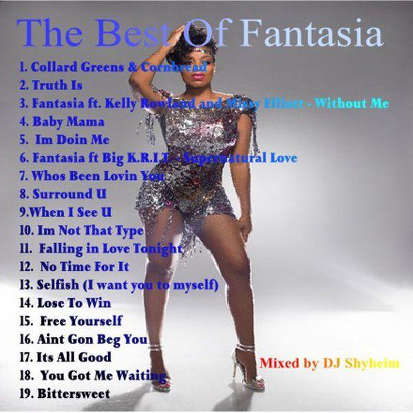 "Check out ""The Best Of Fantasia Mixtape mixed by DJ Shyheim"" by DJ Shyheim on Mixcloud"