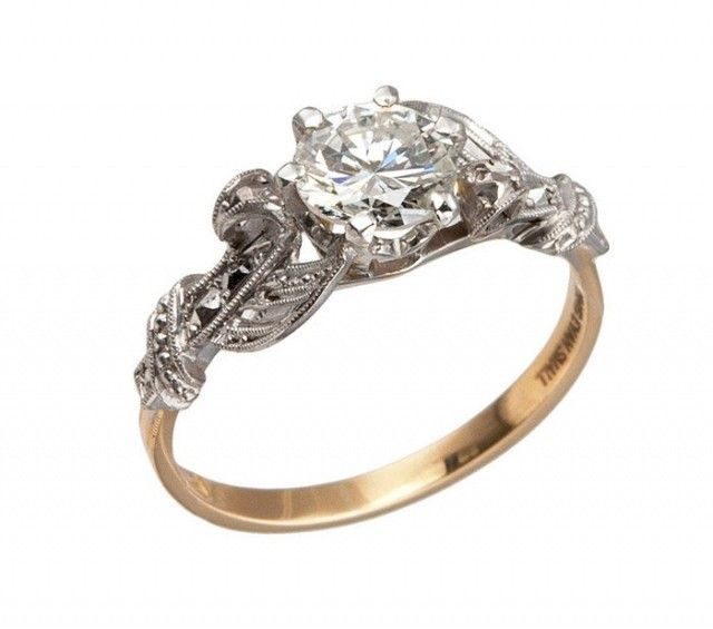 Diamond Wedding Rings : The New Rules of Engagement Ring Etiquette