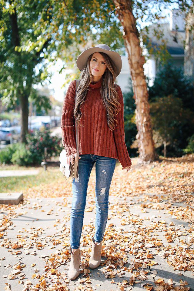 Five Fall Wardrobe Essentials   Southern Curls & Pearls   Bloglovin'