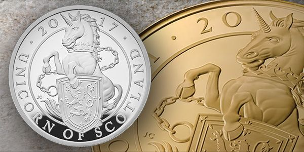 New World Coins Unicorn Of Scotland Available From Royal Mint Uk Royal Mint Coins World Coins Royal Mint