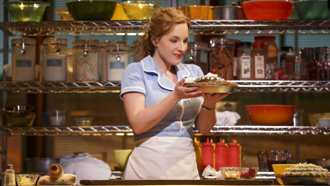 Waitress' Review: Broadway Review Opened April 4 | Variety