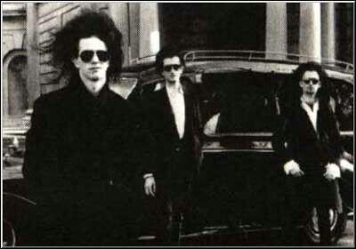 Nosferatu 80s gothic rock band