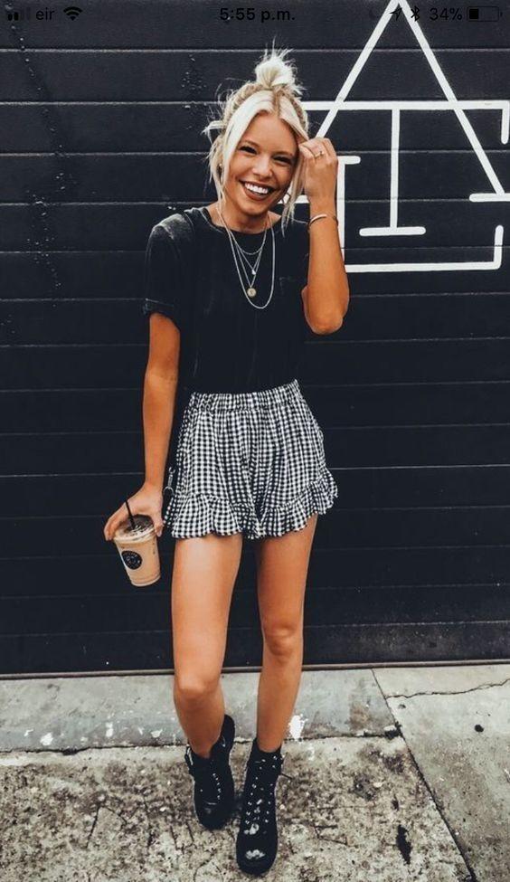36 Lässige Sommer-Outfits zur Aktualisierung der Garderobe in diesem Winter
