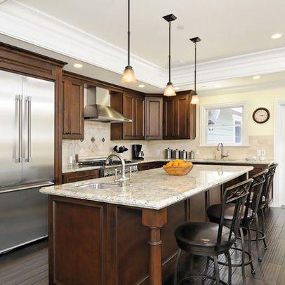 25 best ideas about kitchen soffit on pinterest soffit ideas crown molding kitchen and - Kitchen soffit design ...