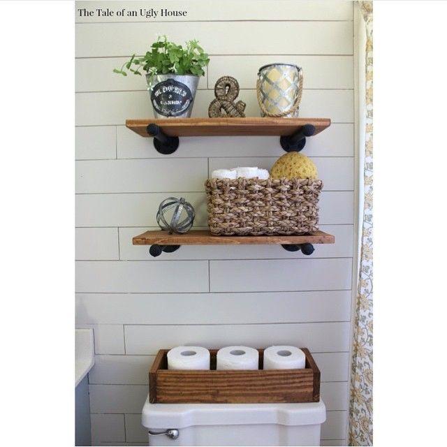 11 best powder shelf height images on pinterest for Bathroom decor hashtags