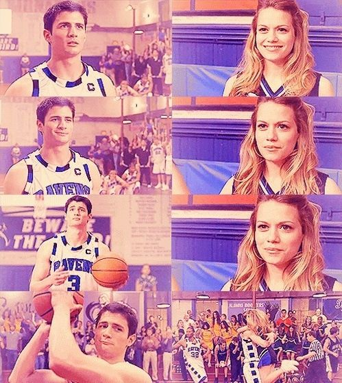 this episode & that shot...one of the best OTH moments