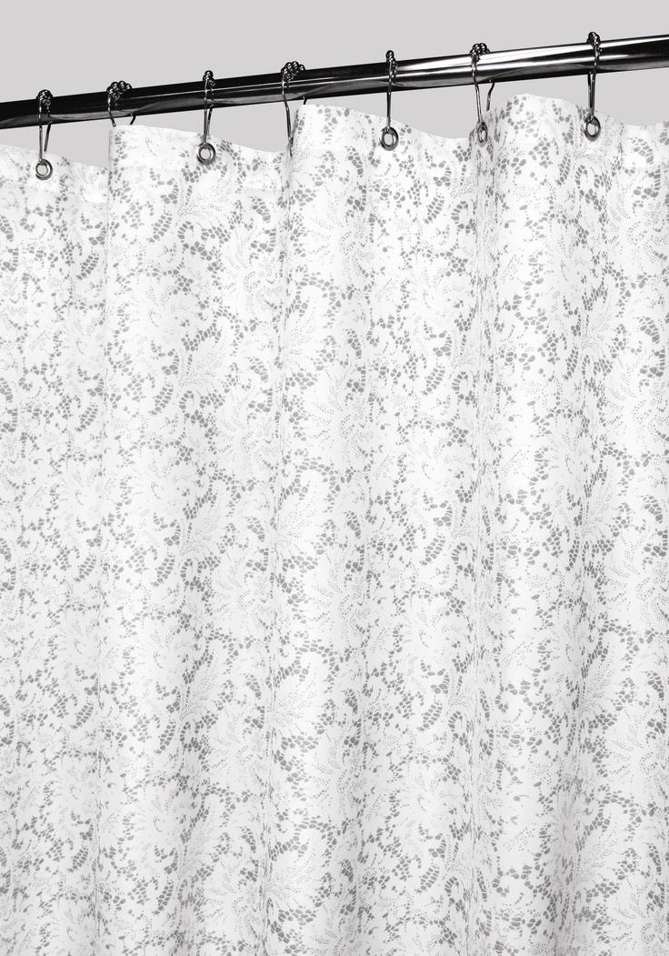 The 25+ best Lace shower curtains ideas on Pinterest | Princess ...