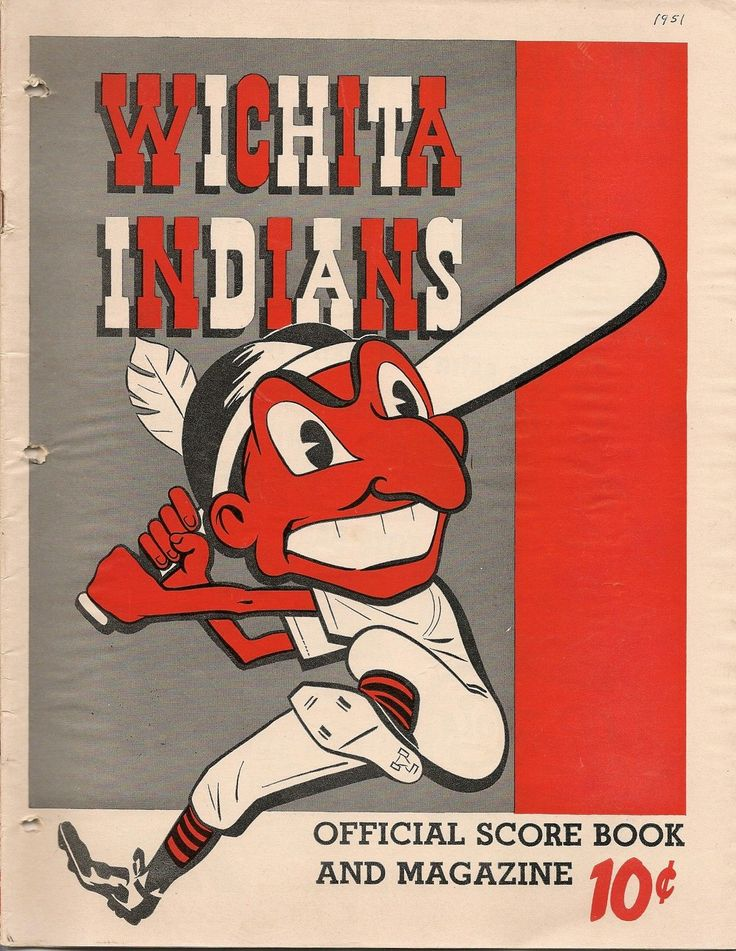 1951 Wichita Indians (Western League) scorebook