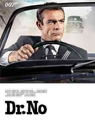 With DR. NO, the first of the James Bond films, director Terence Young and leading man Sean Connery set the precedent for what would become one of the most popular, influential, and long-lasting serie