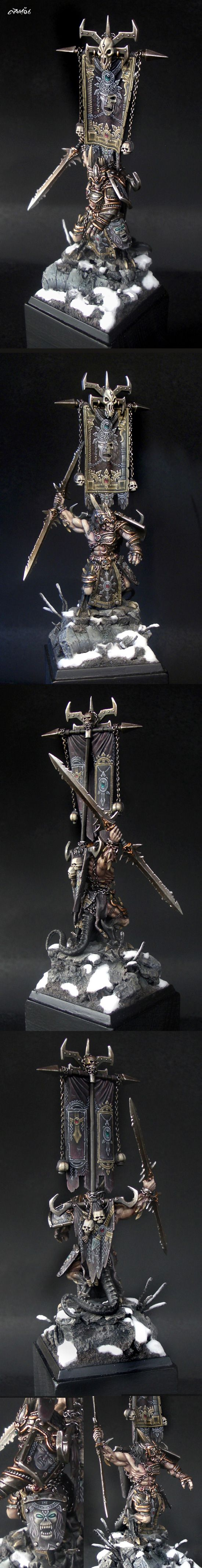 Antarlatoteph, the dark ancient :( ITALIAN DEMON SLAYER SWORD WINNERS 2006) img.1