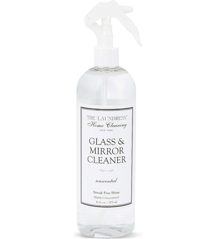 Glass & mirror cleaner 475ml