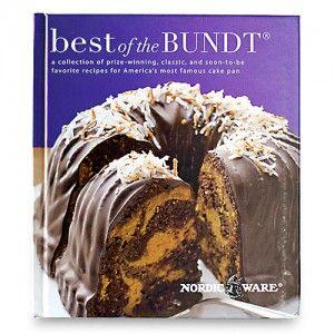 Nordic Ware Best of the Bundt Cookbook Golda's Kitchen