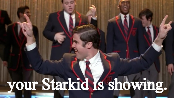I originally found Darren through glee and later found Starkid and instantly fell in love... This makes me really happy :)