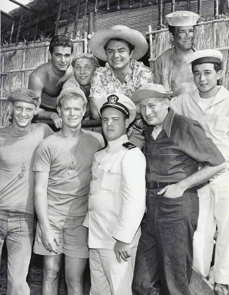 McHale's Navy -- titular character played by Ernest Borgnine, but important that this is where Tim Conway 'came from.'