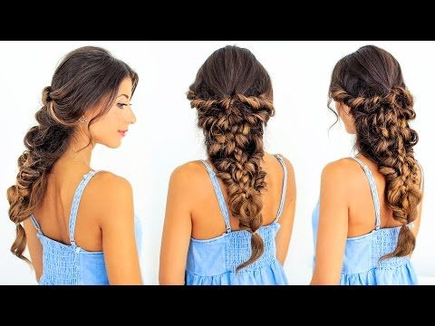 Mermaid Braid | Luxy Hair | Luxy Hair - YouTube | Bloglovin