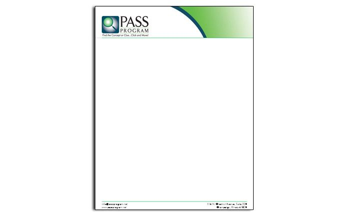 Sample Letterhead Design - Free small, medium and large images – IzzitSO