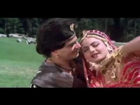 Dosti Ke Geet Main Gaata Hoon | Sheshnaag | Rishi Kapoor, Mandakini #Bollywood Classics Gaane - YouTube