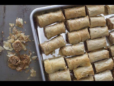 Dulces árabes fáciles | En Mi Cocina Hoy