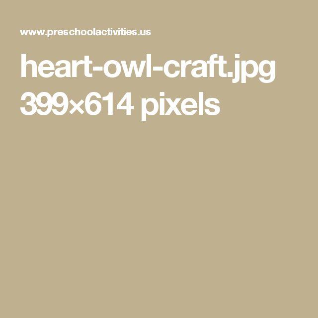 heart-owl-craft.jpg 399×614 pixels
