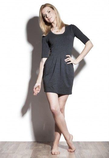 Sukienka koktajlowa - Forgetmenot dostępna w sklepie: http://bozzolo.pl/kobieta/sukienki-dzianinowe-sklep-internetowy.html